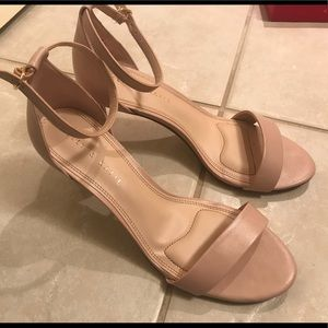c64e613a6b5a Kelly   Katie Shoes - Kelly   Katie Kirstie blush pink heel sandal 8.5